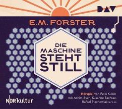 Die Maschine steht still, 1 Audio-CD - Forster, E. M.; Kubin, Felix