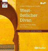 West-östlicher Divan, 1 MP3-CD