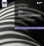 Die Klavierspielerin, 1 MP3-CD