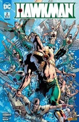 Buch-Reihe Hawkman