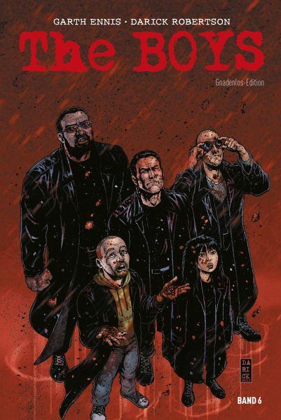Buch-Reihe The Boys: Gnadenlos-Edition