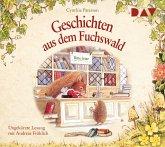 Geschichten aus dem Fuchswald, 1 Audio-CD