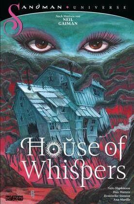 Buch-Reihe House of Whispers