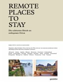 Remote Places To Stay (DE)