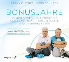 Bonusjahre, 1 Audio-CD - Elstner, Frank; Schnack, Gerd
