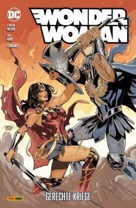 Buch-Reihe Wonder Woman 2. Serie