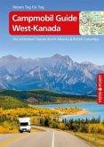 Campmobil Guide West-Kanada - VISTA POINT Reiseführer Reisen Tag für Tag