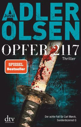 Buch-Reihe Carl Mørck. Sonderdezernat Q von Jussi Adler-Olsen