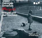 Maigret und der Clochard, 4 Audio-CD