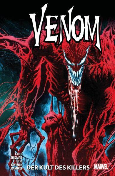 Buch-Reihe Venom - Neustart