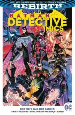 Batman - Detective Comics - Tynion Iv, James; Barrows, Eddy; Bennett, Joe; Briones, Philippe; Mendonca, Miguel; Merino, Jesus