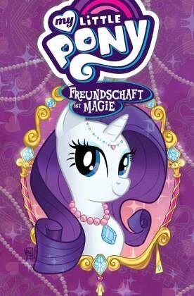 Buch-Reihe My little Pony - Freundschaft ist Magie