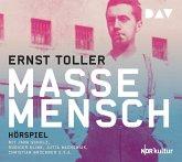 Masse - Mensch, 1 Audio-CD