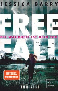 Freefall - Die Wahrheit ist dein Tod - Barry, Jessica
