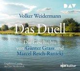 Das Duell. Die Geschichte von Günter Grass und Marcel Reich-Ranicki, 7 Audio-CDs