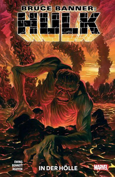 Buch-Reihe Bruce Banner: Hulk