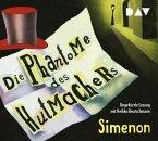 Die Fantome des Hutmachers, 5 Audio-CDs