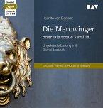 Die Merowinger oder Die totale Familie, 1 MP3-CD