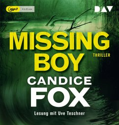 Missing Boy, 1 MP3-CD - Fox, Candice