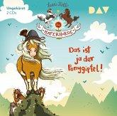 Das ist ja der Ponygipfel! / Die Haferhorde Bd.13 (2 Audio-CDs)
