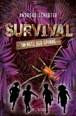 Im Netz der Spinne / Survival Bd.5 (eBook, ePUB) - Schlüter, Andreas