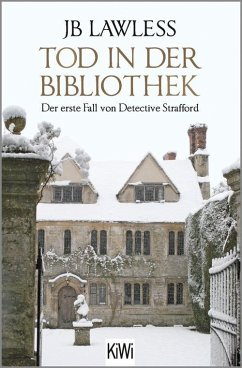 Tod in der Bibliothek / Detective Strafford Bd.1 (eBook, ePUB) - Lawless, Jb