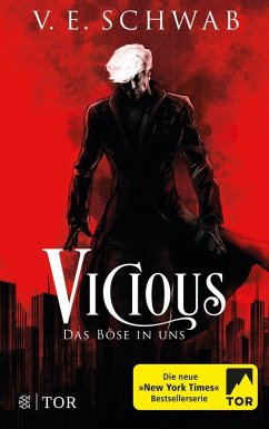 Vicious - Das Böse in uns / Vicious & Vengeful Bd.1 (eBook, ePUB) - Schwab, V. E.