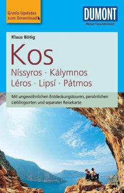 DuMont Reise-Taschenbuch Reiseführer Kos (eBook, PDF) - Bötig, Klaus