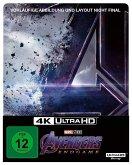 Avengers: Endgame (4K Ultra HD + 2 Blu-rays, Steelbook)