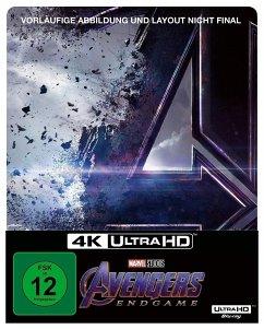 Avengers: Endgame Limited Steelbook