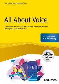 All About Voice (eBook, PDF) - Kahle, Tim; Meißner, Dominik