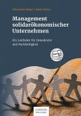 Management solidarökonomischer Unternehmen (eBook, PDF)