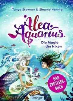 Die Magie der Nixen / Alea Aquarius Erstleser Bd.1 (Mängelexemplar) - Stewner, Tanya; Hennig, Simone
