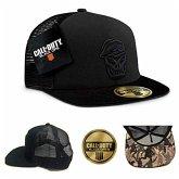 Call of Duty Black Ops 4, COD Logo Trucker Cap, Kappe, schwarz