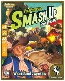 Pegasus 17279G - Smash Up: Widerstand zwecklos, Kartenspiel, Erweiterung, Eroberungsspiel, Jeder gegen Jeden