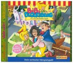 Ein sensationelles Team / Bibi Blocksberg Bd.129 (1 Audio-CD)