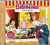 Bibi & Tina - Graf für einen Tag, 1 Audio-CD