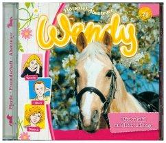 Wendy - Diebstahl auf Rosenborg, 1 Audio-CD
