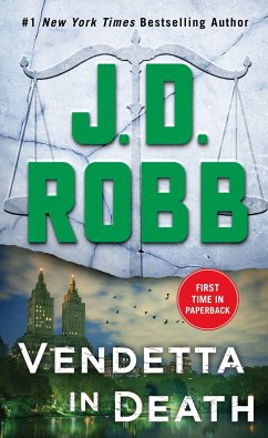 Vendetta in Death: An Eve Dallas Novel (in Death, Book 49) - Robb, J. D.