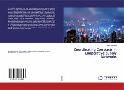Coordinating Contracts in Cooperative Supply Networks