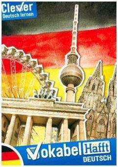Vokabel-Häfft A5 Deutsch (2019), Standard einzeln