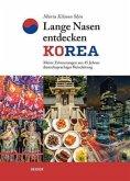Lange nasen entdecken Korea