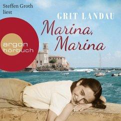 Marina, Marina (Gekürzte Lesung) (MP3-Download) - Landau, Grit