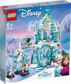 LEGO® Disney Frozen 43172 - Elsas magischer Eispalast