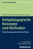 Heilpädagogische Konzepte und Methoden