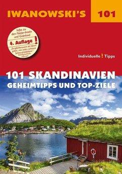 101 Skandinavien - Reiseführer von Iwanowski - Austrup, Gerhard; Kruse-Etzbach, Dirk; Lammert, Andrea; Quack, Ulrich; Möller, Armin E.