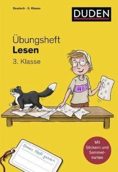 Übungsheft - Lesen 3. Klasse - Wimmer, Andrea
