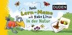 Mein Lern-Memo mit Rabe Linus - In der Natur (Kinderspiel) / Einfach lernen mit Rabe Linus