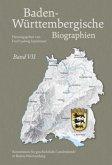 Baden-Württembergische Biographien