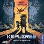 Die Einladung / Kepler62 Bd.1 (1 Audio-CD)